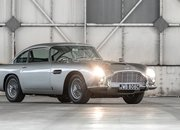 Aston Martin DB5 Continuation Car Gadgets Shown On Video - image 840239