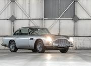Aston Martin DB5 Continuation Car Gadgets Shown On Video - image 840175