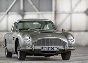 Aston Martin DB5 Continuation Car Gadgets Shown On Video - image 840176