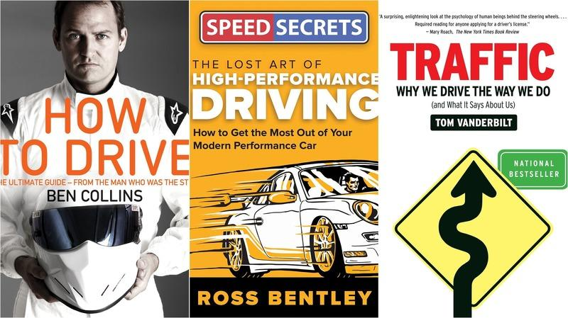 Best Books For Drivers