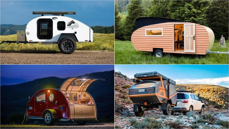 Best Camper Trailers That Are Also Stylish