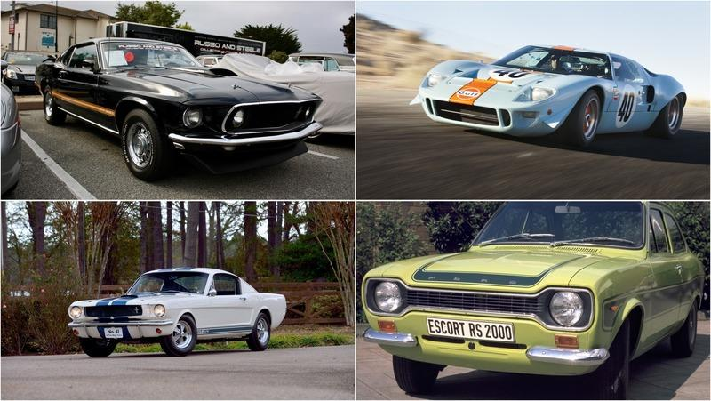 Best Ford Cars of All Time