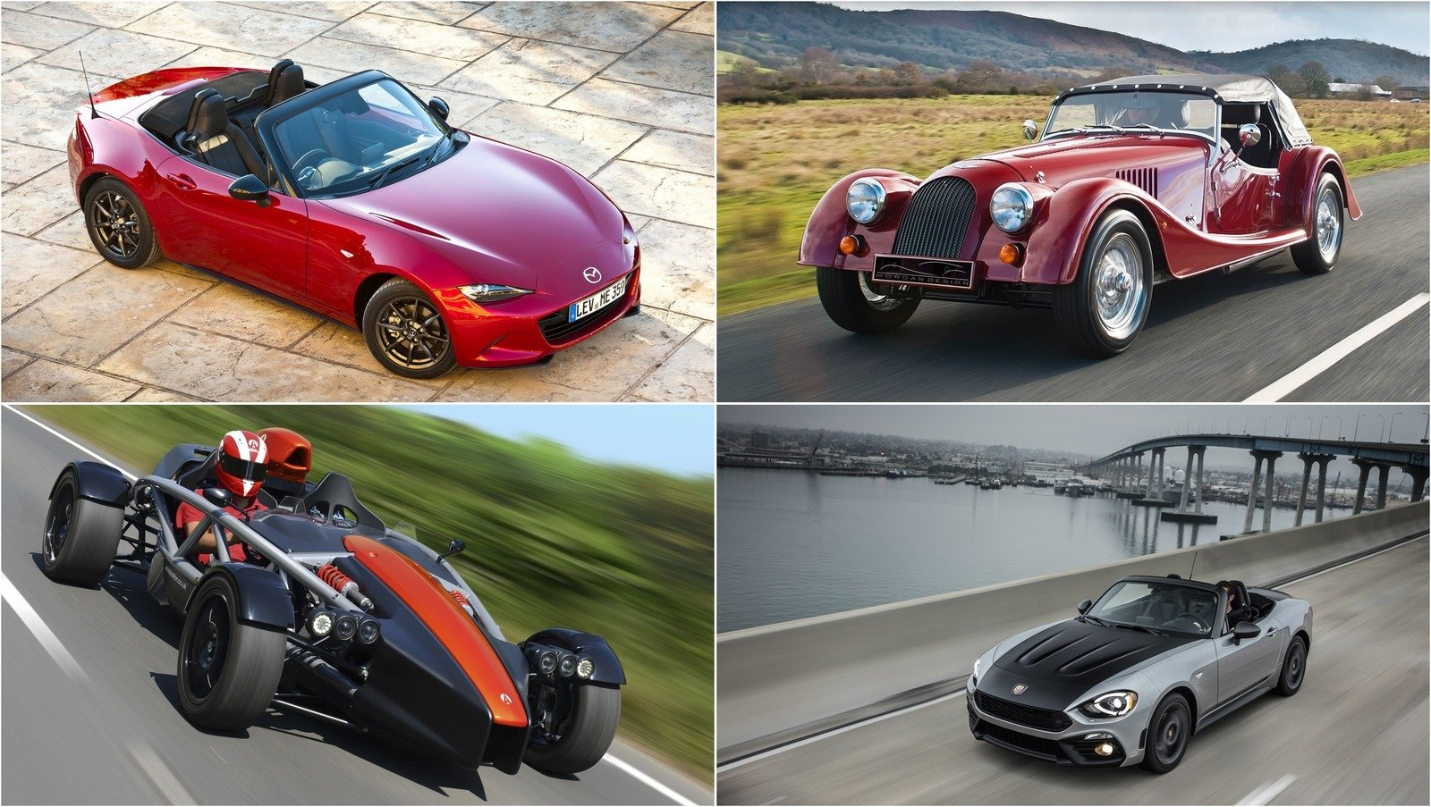 Best Sports Cars By Weight