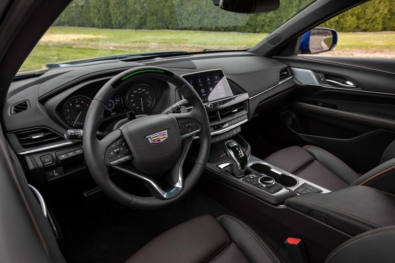 We Hope You Weren't Planning to Buy a Cadillac CT4-V or CT5-V Blackwing This Year