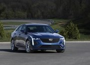 We Hope You Weren't Planning to Buy a Cadillac CT4-V or CT5-V Blackwing This Year - image 842531