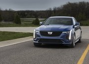 We Hope You Weren't Planning to Buy a Cadillac CT4-V or CT5-V Blackwing This Year - image 842534