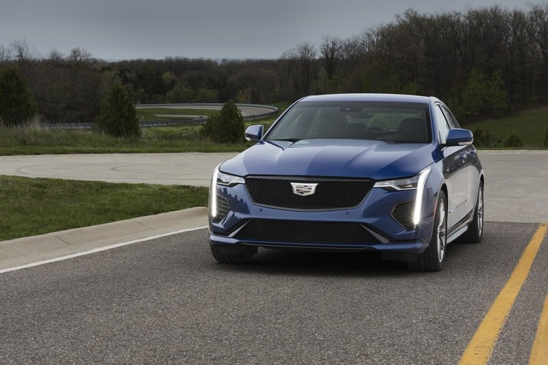 Cadillac Just Revealed the CT4-V and CT5-V, and I'm Pissed