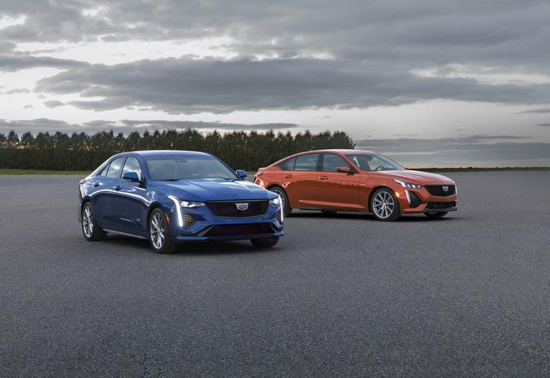Get Ready to Shift Your Own Gears in the 2020 Cadillac CT4-V and CT5-V Blackwing