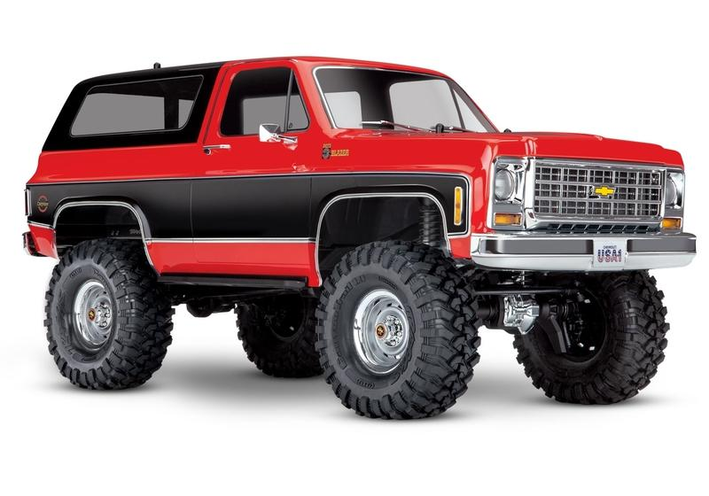 This RC Chevy Blazer From Traxxas Is A Gift We'd Make To ...