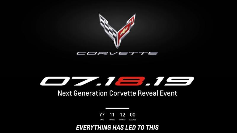 Everything We Know about the Mid-Engined 2020 Chevy C8 Corvette - image 837801