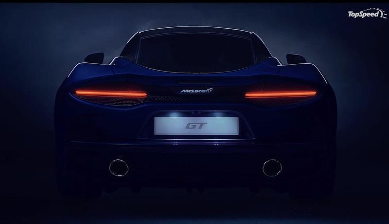Everything We Know About the Upcoming 2020 McLaren GT