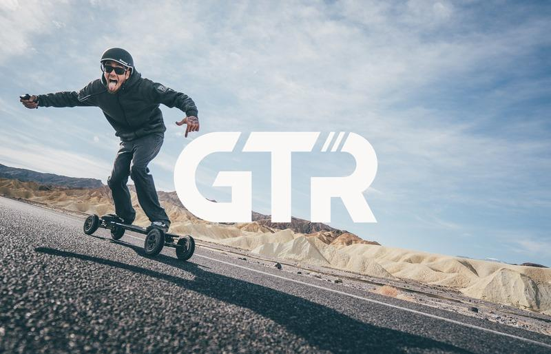 Evolve's GTR Series Electric Skateboards Are Its Most Capable Yet