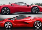 Ferrari Hybrid Showdown: SF90 Stradale vs LaFerrari - image 842411