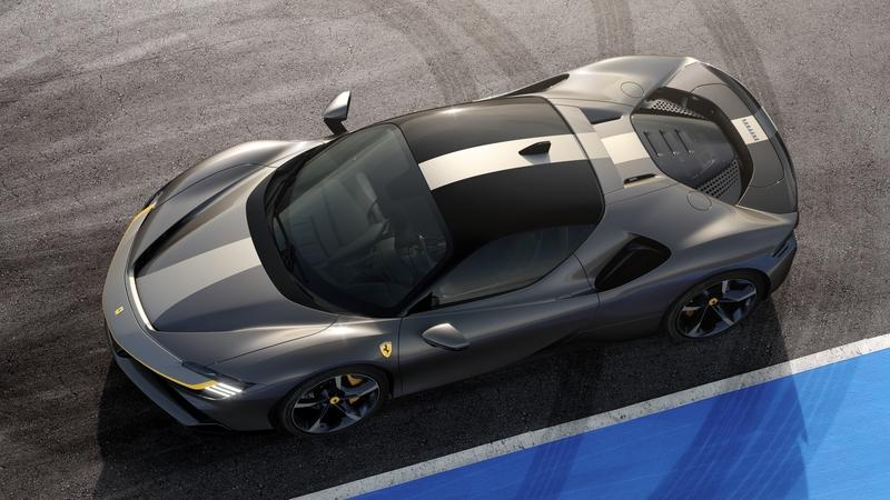 How Much will the 2021 Ferrari SF90 Cost?