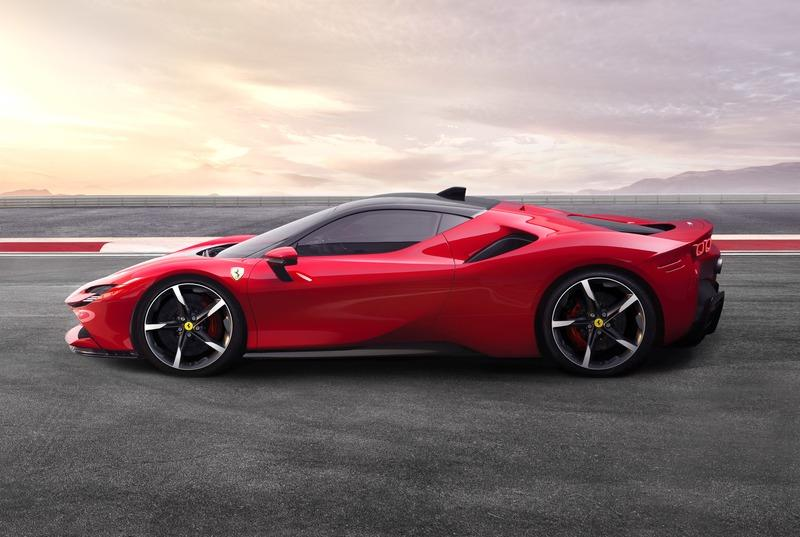 Ferrari Delays Its EV Plans, But It Has Absolutely Nothing to Do With Financial Stability