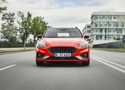 Once You Realize What the 2019 Ford Focus ST Wagon Offers, You'll Be Sad That It Won't Be Sold in the U.S. - image 840029