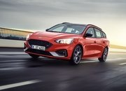 Once You Realize What the 2019 Ford Focus ST Wagon Offers, You'll Be Sad That It Won't Be Sold in the U.S. - image 840033