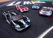 Ford To Race With Historic Liveries For GT's Le Mans Swansong - image 842413
