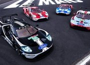 Ford To Race With Historic Liveries For GT's Le Mans Swansong - image 842418