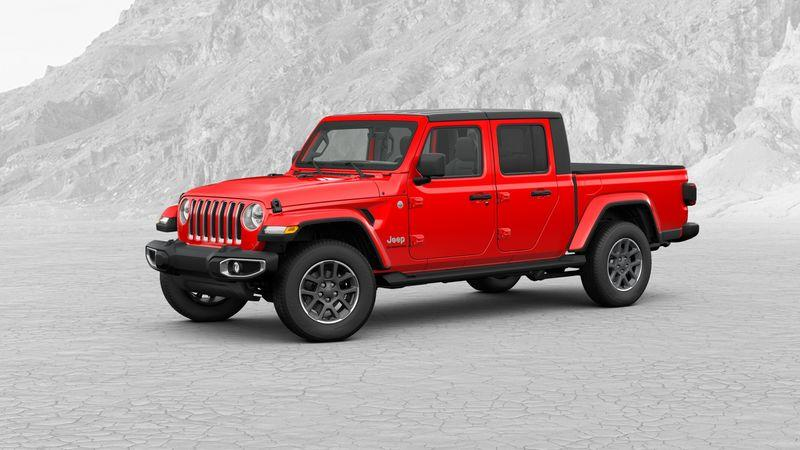 How We'd Configure a 2020 Jeep Gladiator Daily Driver