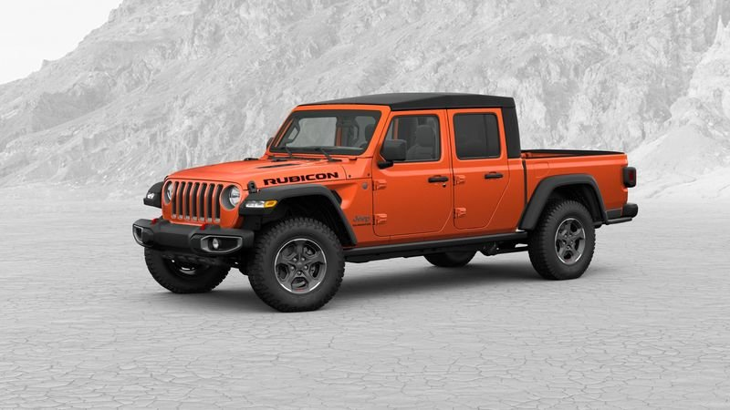 Jeep Gladiator Configurator What You Need And What You Don T Top Speed