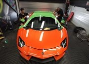 Kids Have It Good These Days - They Can Even Learn to Drive in a Lamborghini Aventador - image 838075