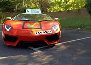 Kids Have It Good These Days - They Can Even Learn to Drive in a Lamborghini Aventador - image 838080