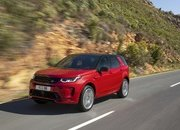 Land Rover finally updates the old Discovery Sport, add new tech and sporty features - image 840266