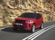 Land Rover finally updates the old Discovery Sport, add new tech and sporty features - image 840274