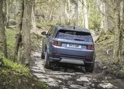 Land Rover finally updates the old Discovery Sport, add new tech and sporty features - image 840300