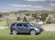 Land Rover finally updates the old Discovery Sport, add new tech and sporty features - image 840308