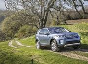 Land Rover finally updates the old Discovery Sport, add new tech and sporty features - image 840310