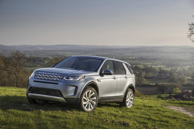 Land Rover finally updates the old Discovery Sport, add new tech and sporty features - image 840311