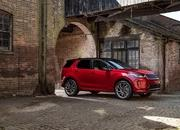 Land Rover finally updates the old Discovery Sport, add new tech and sporty features - image 840333