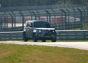 Land Rover Is Working on a Defender SVR and Here's the Proof - image 837937