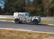 Land Rover Is Working on a Defender SVR and Here's the Proof - image 837943