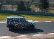 Land Rover Is Working on a Defender SVR and Here's the Proof - image 837935