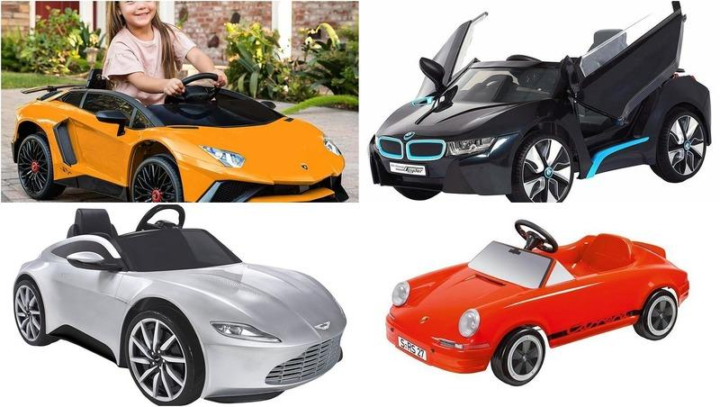 Make Children's Day Special With These Ride On Toy Cars
