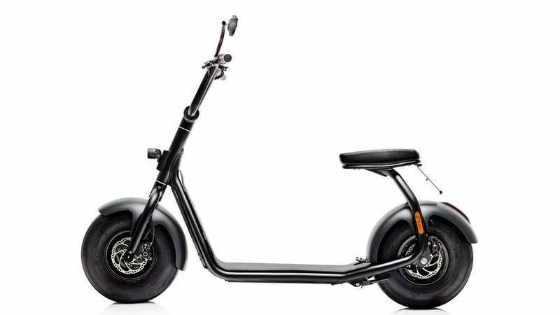 The Scrooser Electric Scooter Is More Than a Fat-Tire Moped