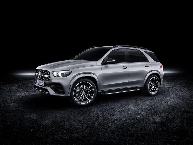 Mercedes Just Broke Up the AMG GLE53 and GLE63 Twins In a Weird Way