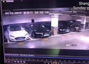 Model S lights up in Shanghai. Tesla said that investigations are already started. - image 837719