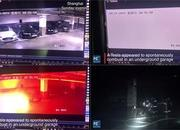 Model S lights up in Shanghai. Tesla said that investigations are already started. - image 837726