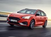 Once You Realize What the 2019 Ford Focus ST Wagon Offers, You'll Be Sad That It Won't Be Sold in the U.S. - image 840041