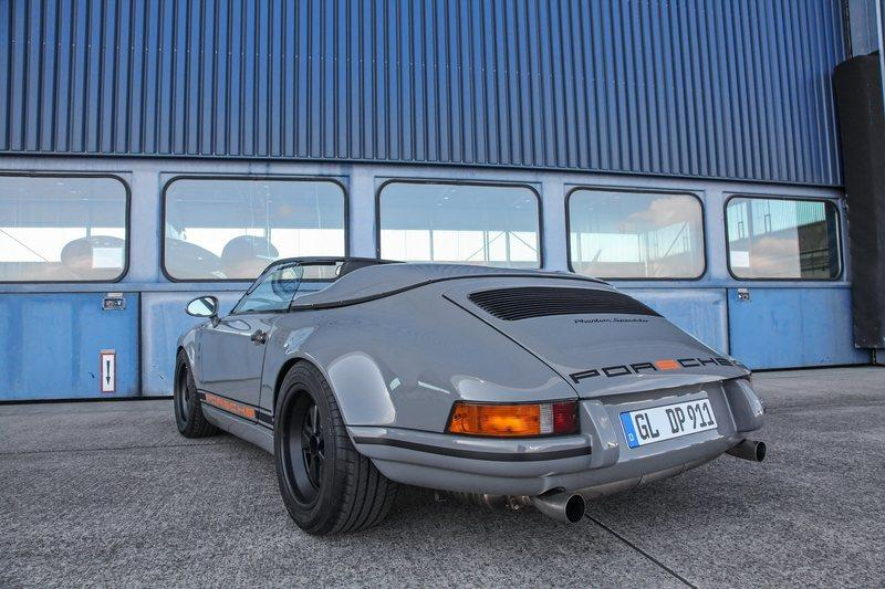 1989 Porsche 911 Wide Track Phantom Speedster by DP Motorsport - image 841816