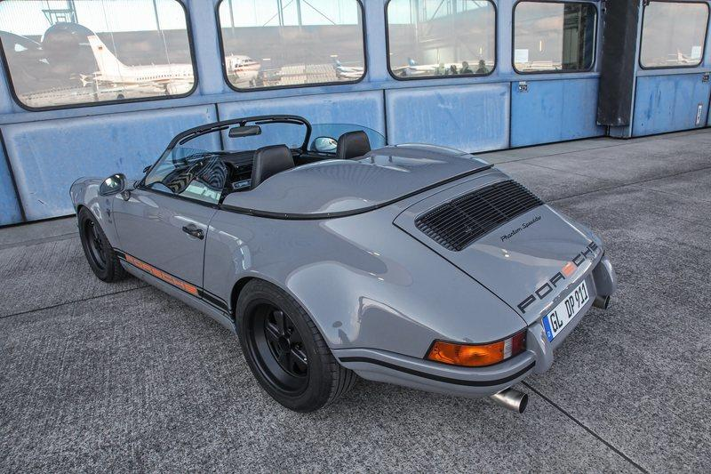 1989 Porsche 911 Wide Track Phantom Speedster by DP Motorsport