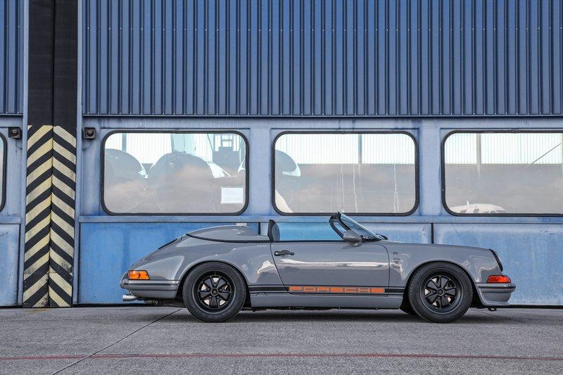1989 Porsche 911 Wide Track Phantom Speedster by DP Motorsport - image 841797