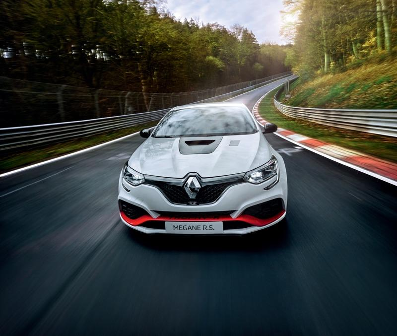 Wallpaper of the Day: 2019 Renault Megane R.S. Trophy-R