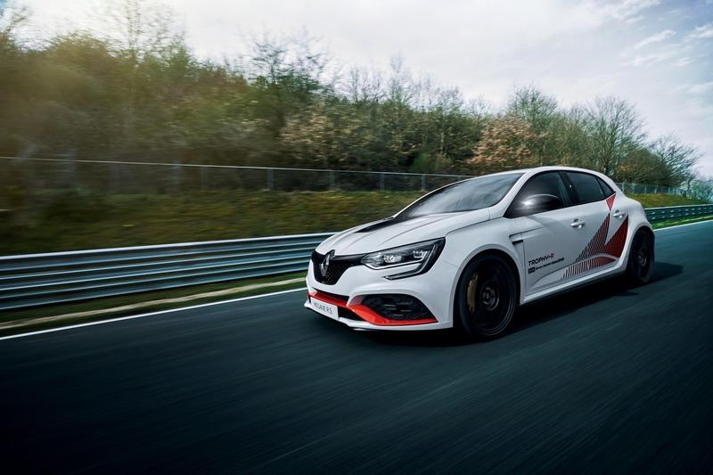 Wallpaper of the Day: 2019 Renault Megane R.S. Trophy-R Exterior - image 840421