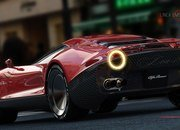Stunning Visage Of The Alfa Romeo LEA Concept Makes Us Dream - image 837781