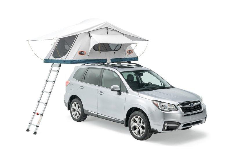 Tepui Low Pro Car Rooftop Tents Have The Lowest Profile On The Market - image 842030